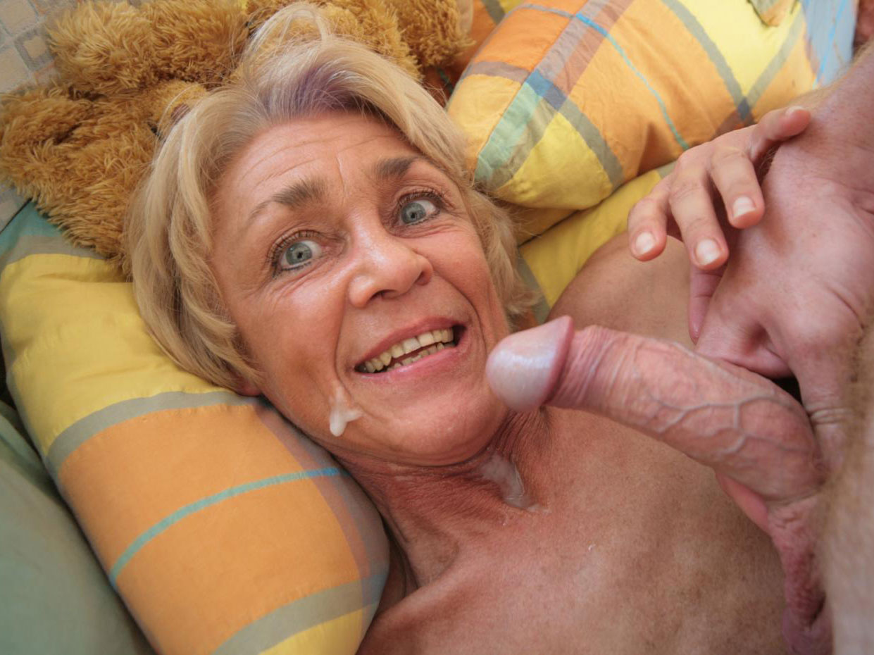 Ich will geile frauen matures cum sperm facial the guys